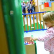 Une crèche accueille ses 50 enfants, dans un environnement Pure Zone !